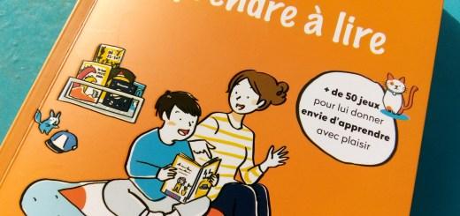 livre apprendre lire