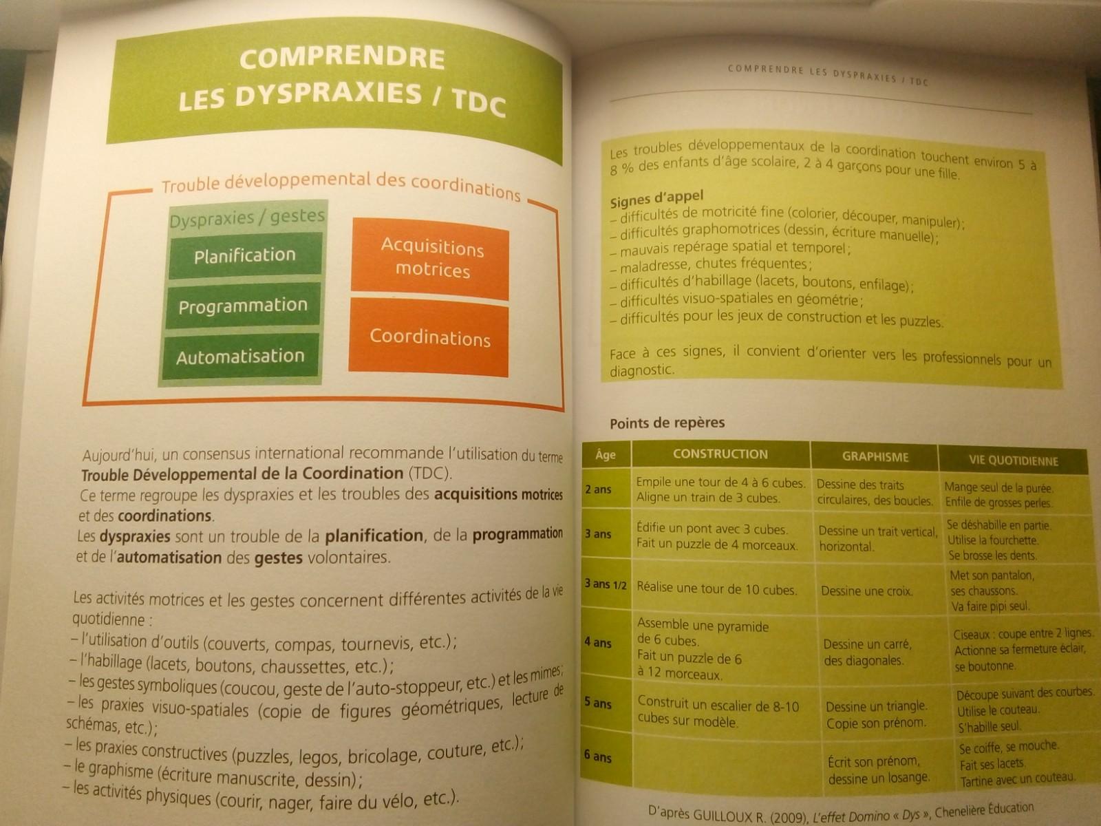 Neuropsychologie stratégies d'apprentissage
