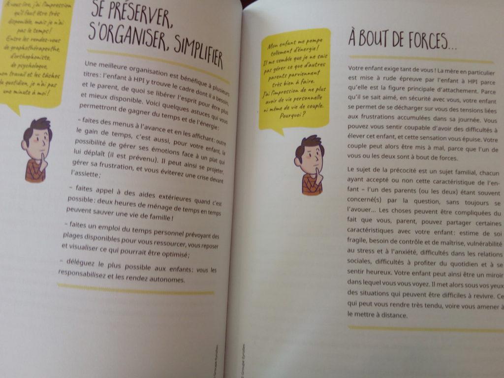 livre enfants précoces éducation bienveillante