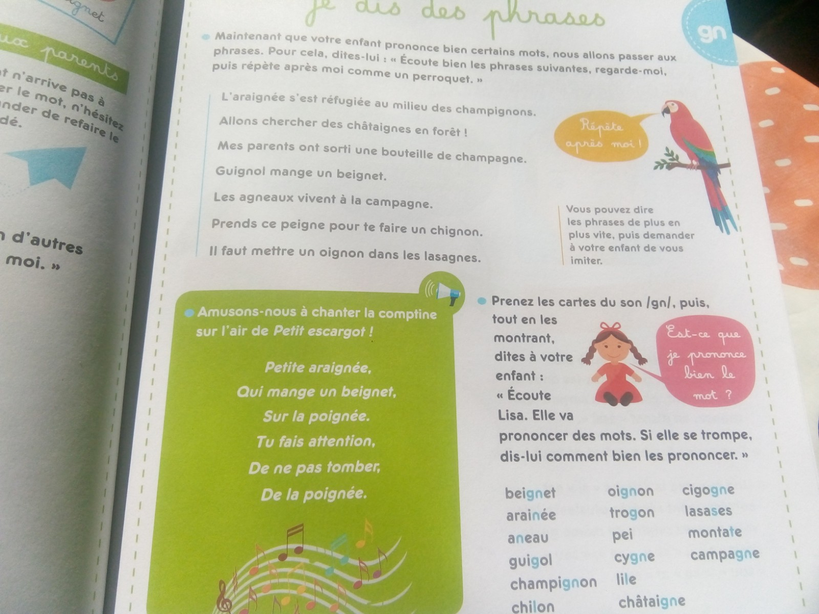 activités articulation enfants