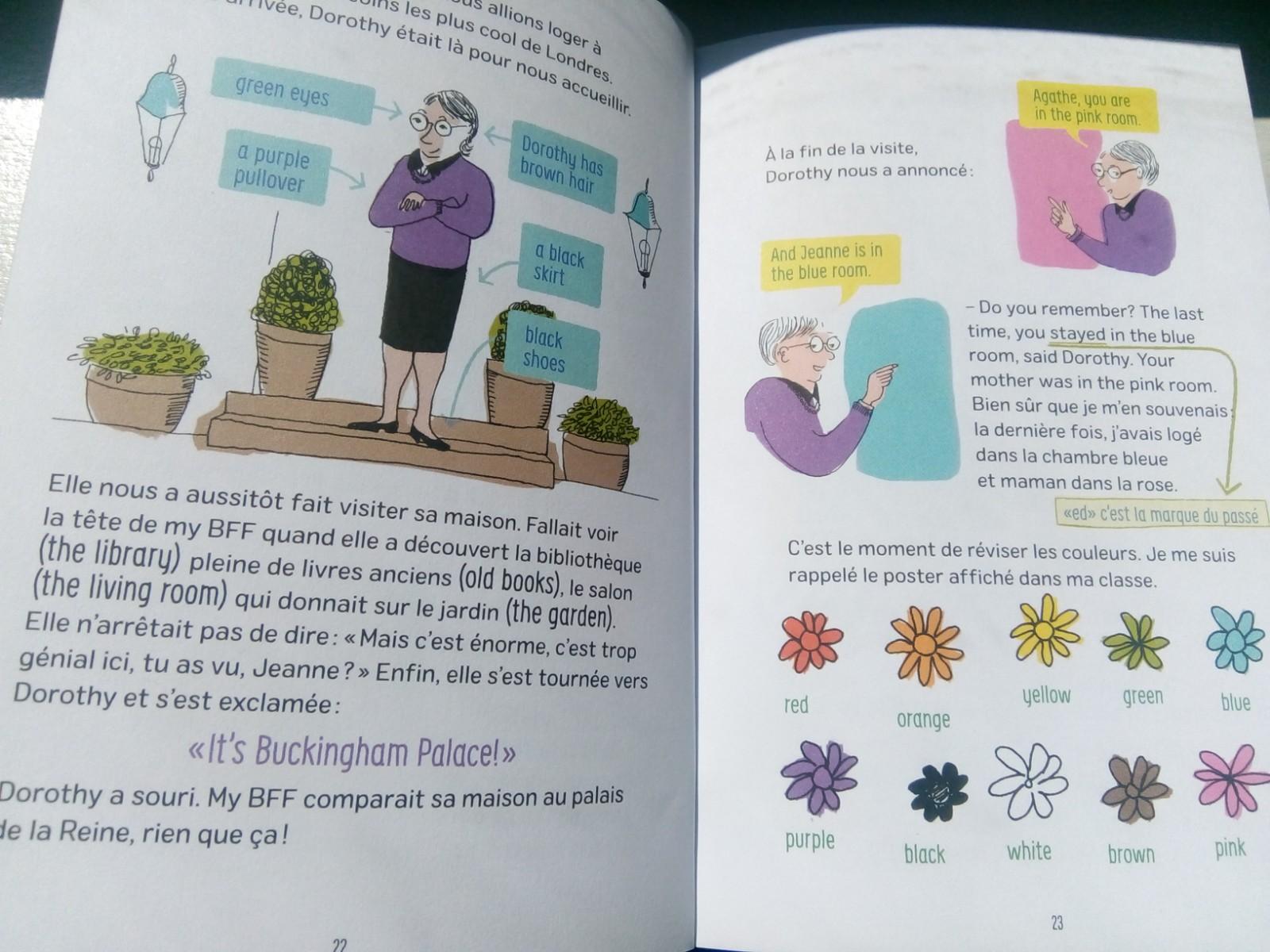 histoire pour enfants en anglais 10 ans