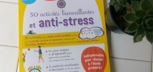 activités bienveillantes enfants anti stress