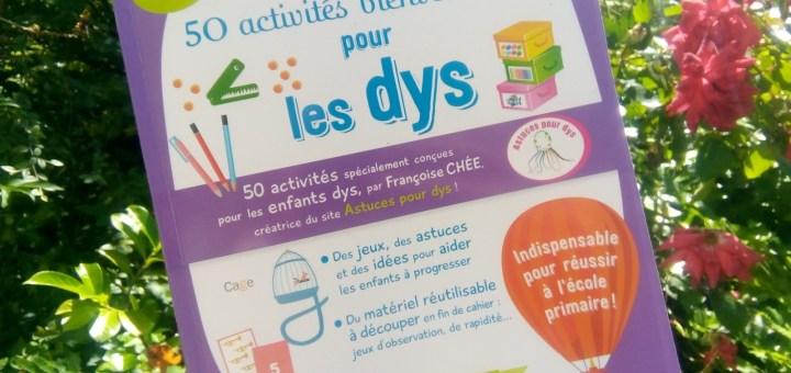 cahier activités bienveillantes enfants dys
