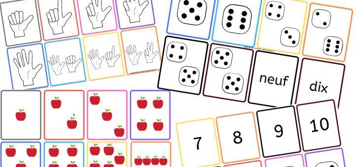 jeu de bataille des nombres