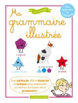 grammaire illustrée enfants