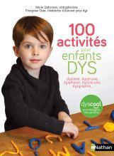 livre activités enfants dys