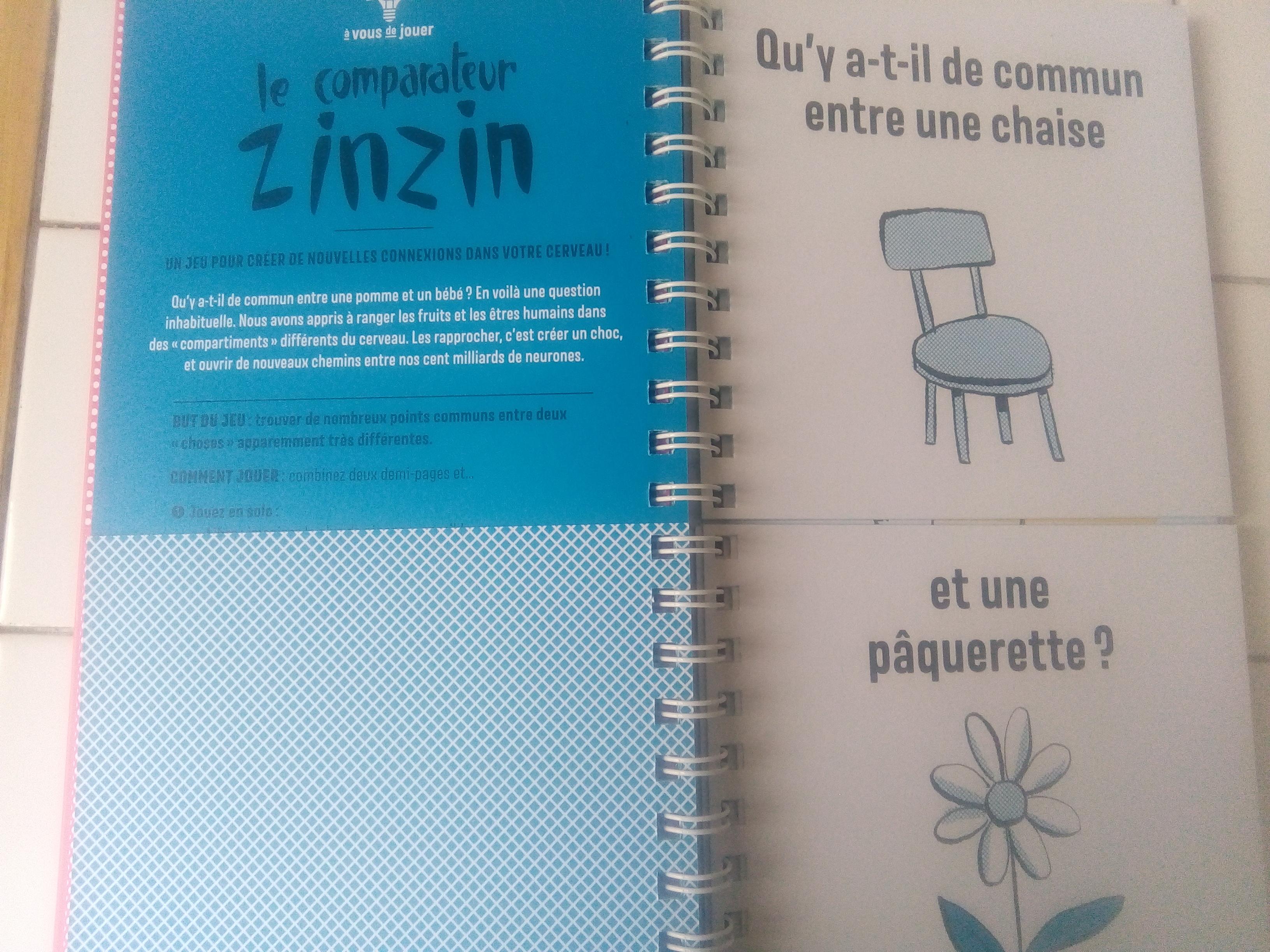 livre jeux créativité enfants