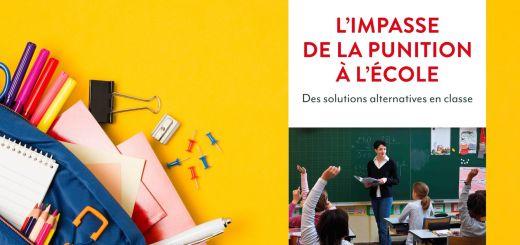 livre sans punition à l'école