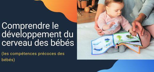 développement du cerveau des bébés