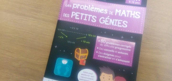 cahier problèmes mathématiques cm1