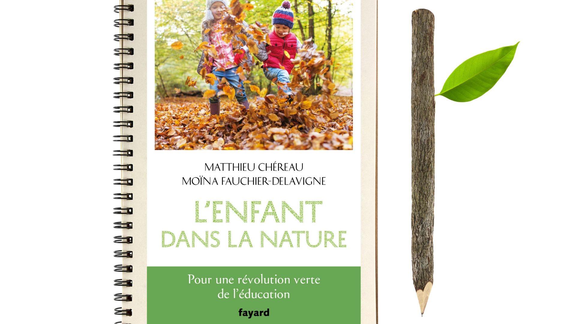 livre école dans la nature