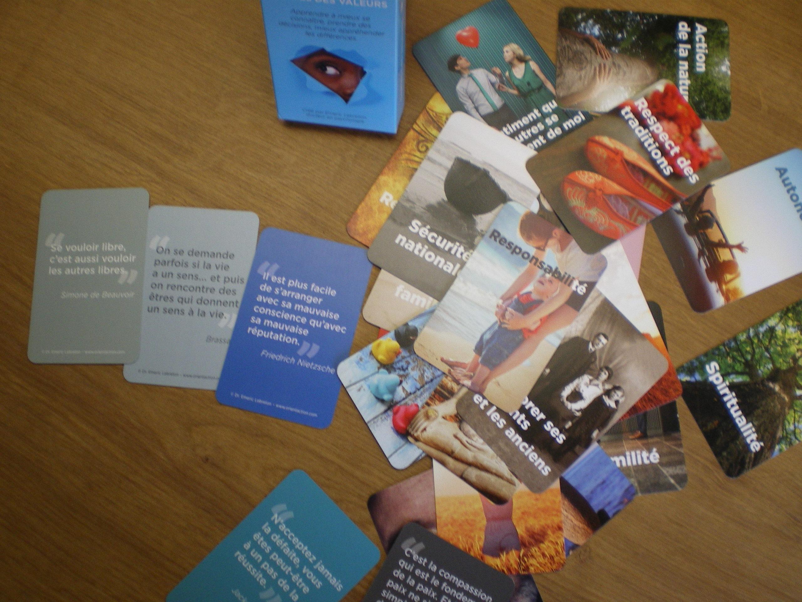 jeu de cartes orientation scolaire