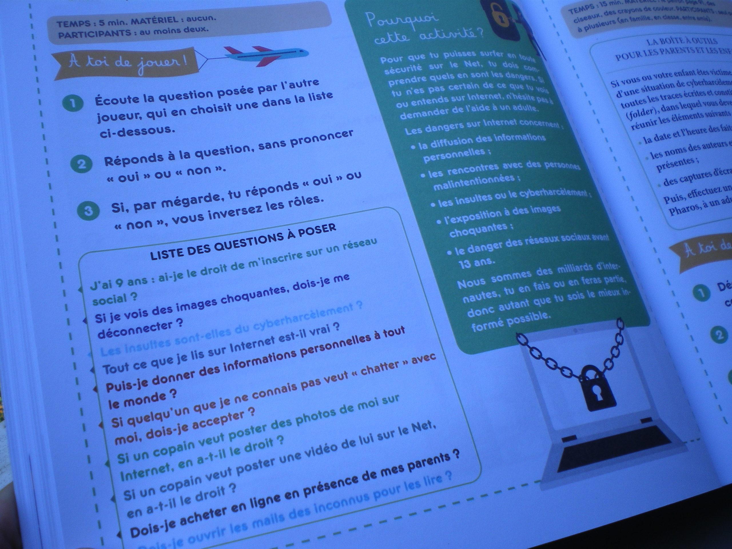50 activités bienveillantes prévention harcèlement école enfants