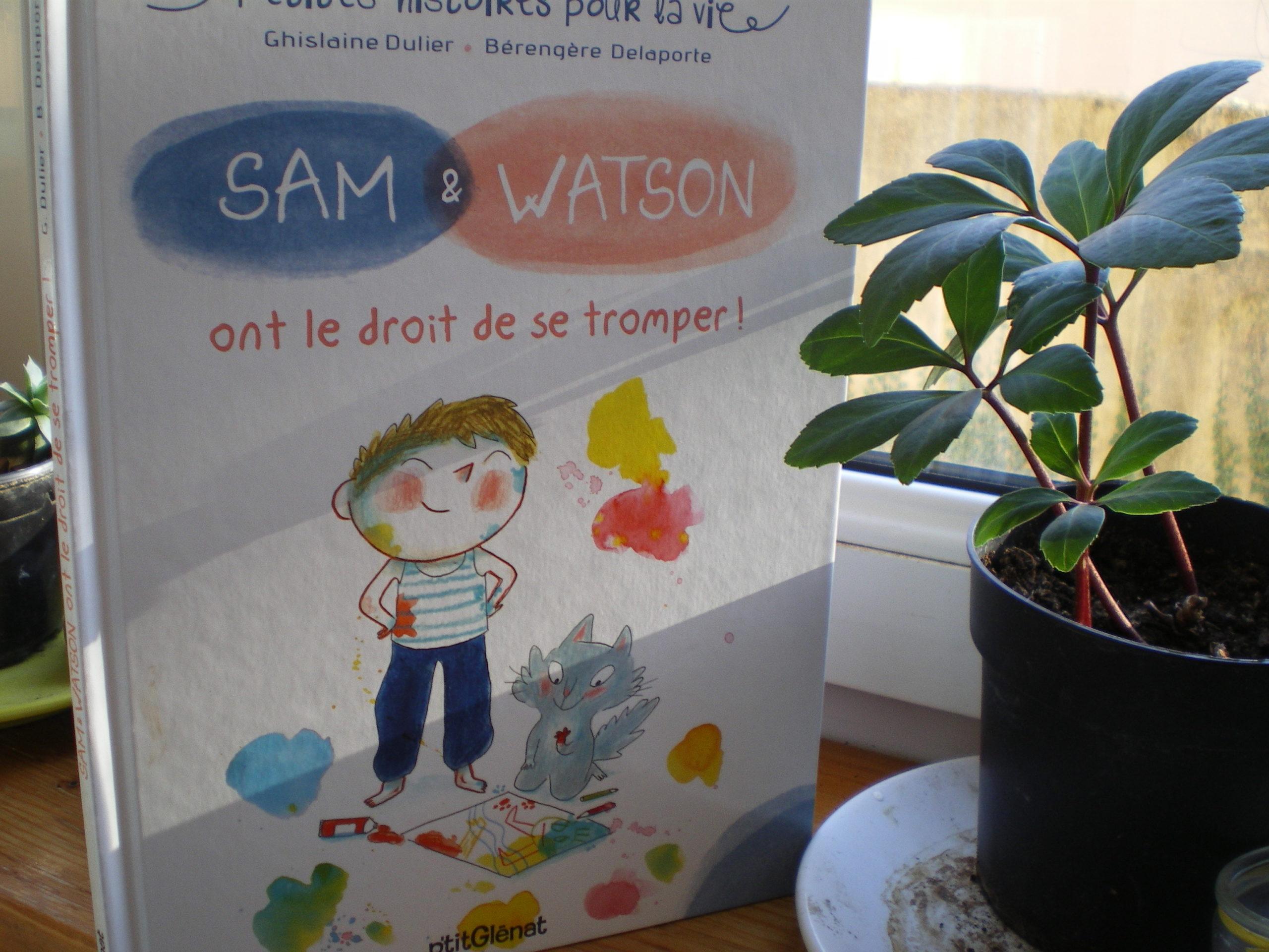 livre enfants transformer les erreurs en opportunités
