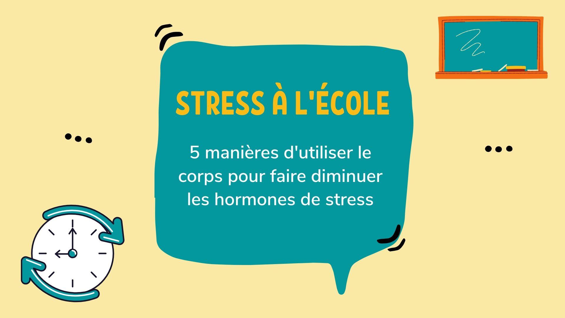 diminuer-stress-a-lecole