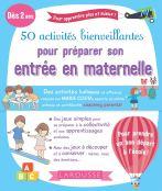 préparer entrée maternelle