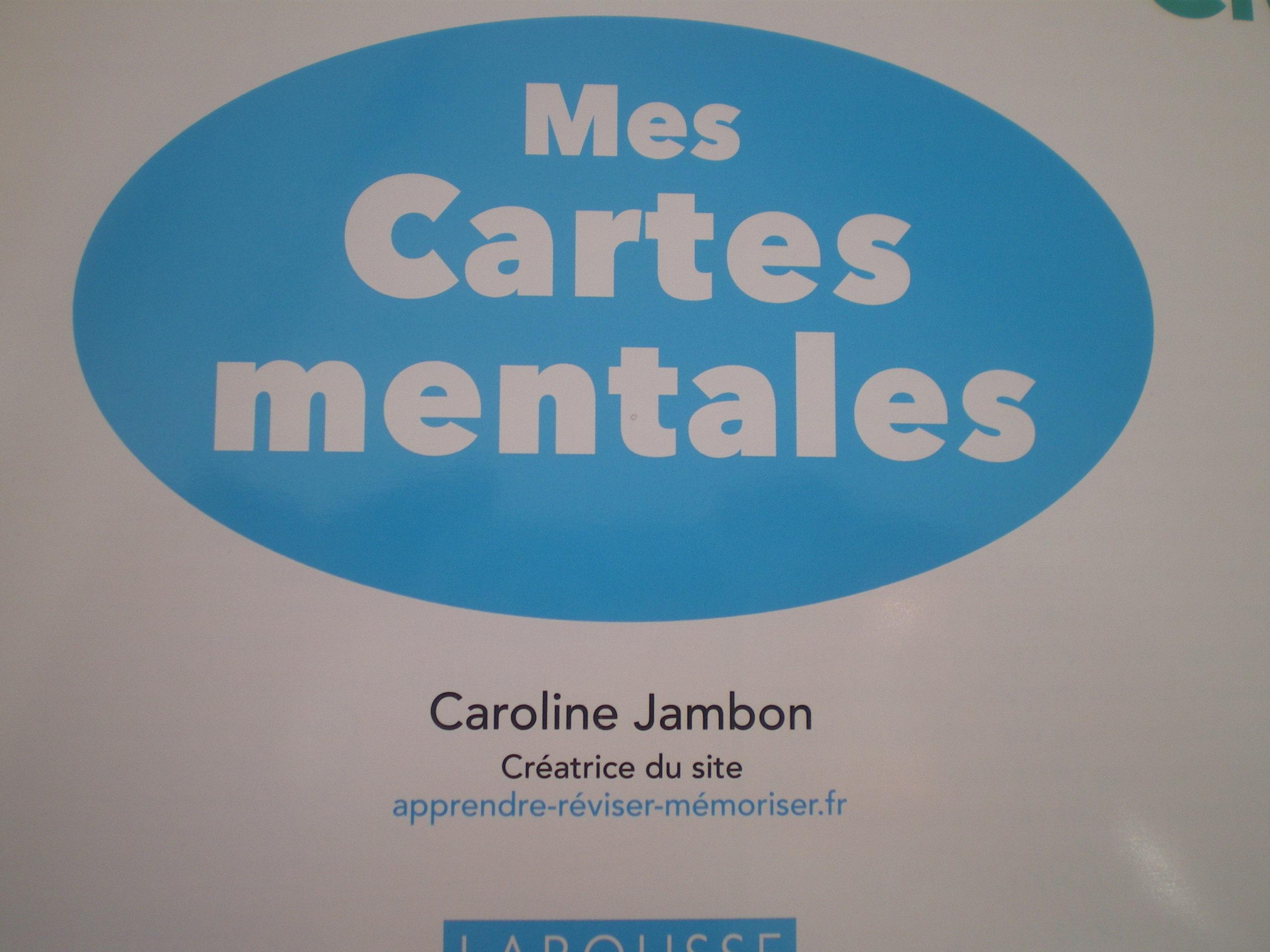 cartes mentales CM2