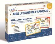 leçons de français collège cartes mentales