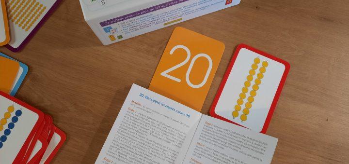 coffret activités apprendre maths singapour