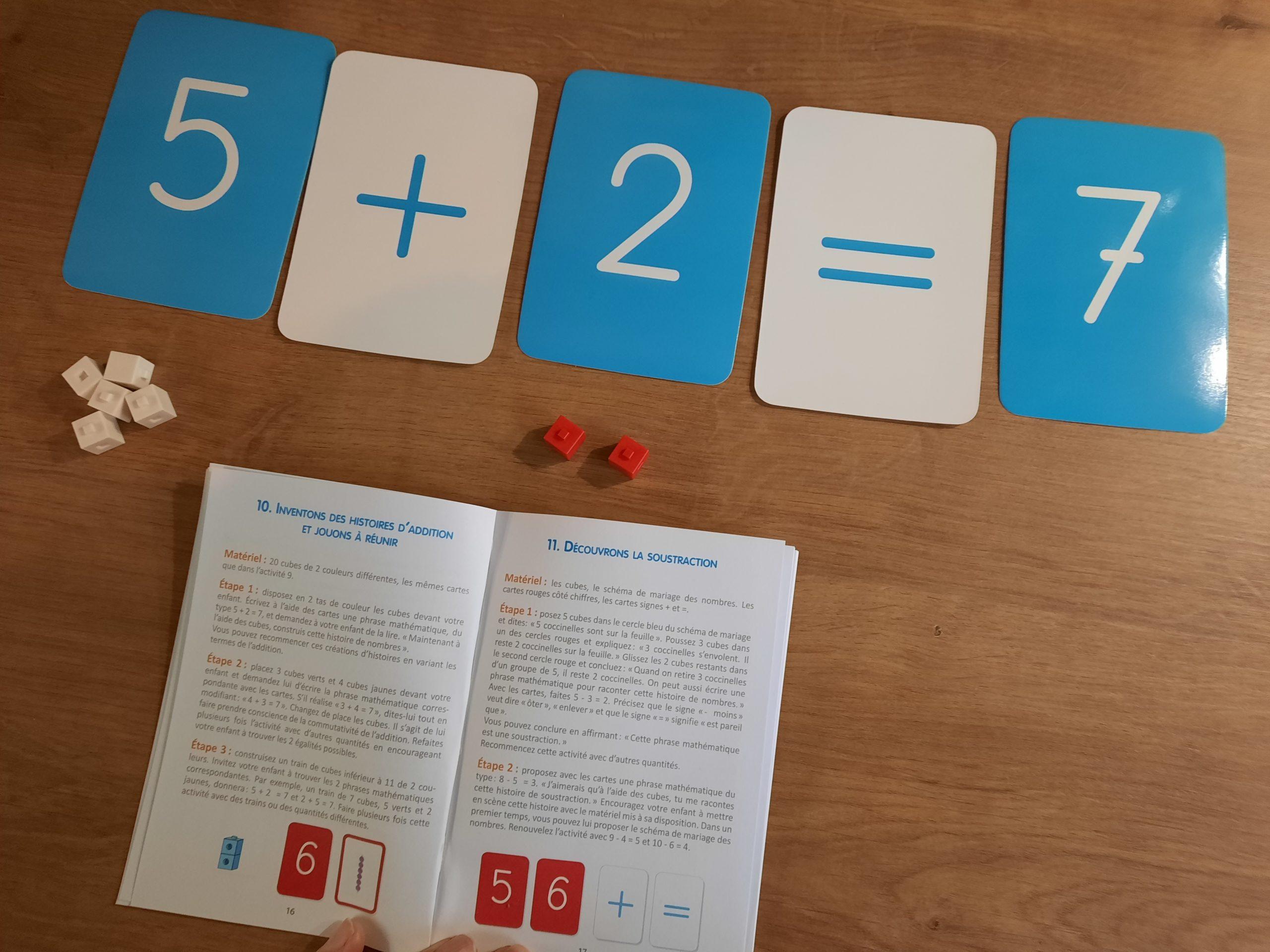 coffret apprendre maths pedagogie singapour