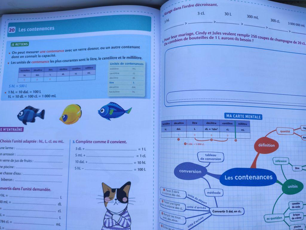 cahier activités enfants réviser programme école