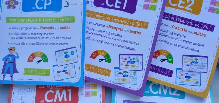 cahier enfants réviser programme scolaire