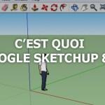 Qu'est ce que google sketchup 8