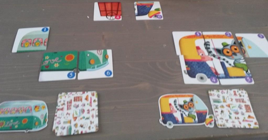 Le jeu Batapuzzle et apprentissage des grandeurs