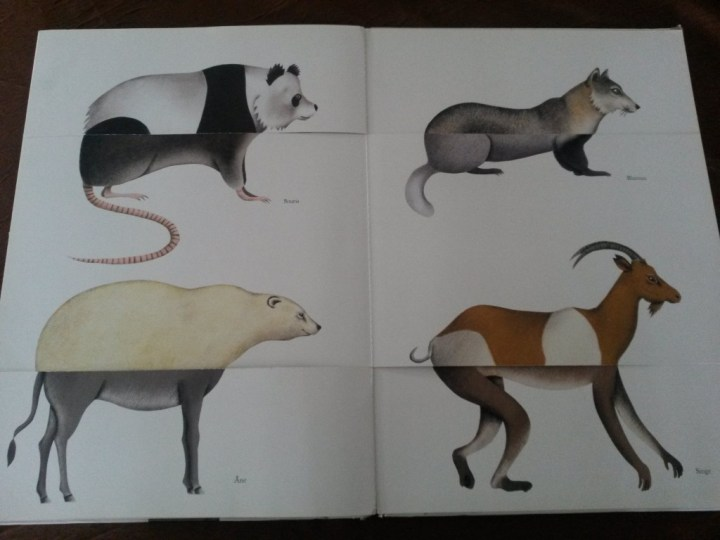 axinamu imagier animaux