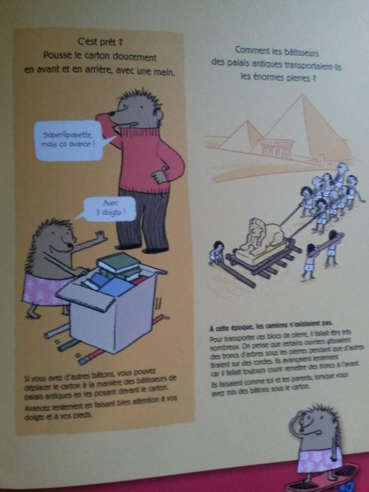expériences scientifiques pour les enfants