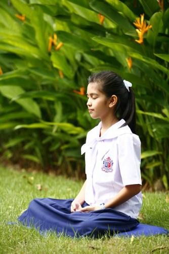 méditation pleine conscience enfant