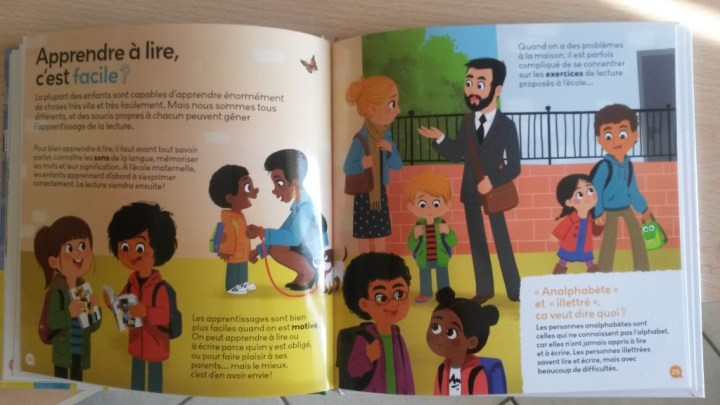 lire et écrire enfants