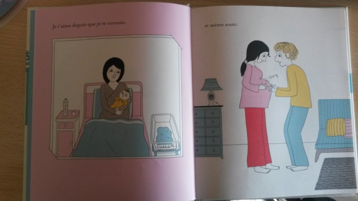 livre amour enfant