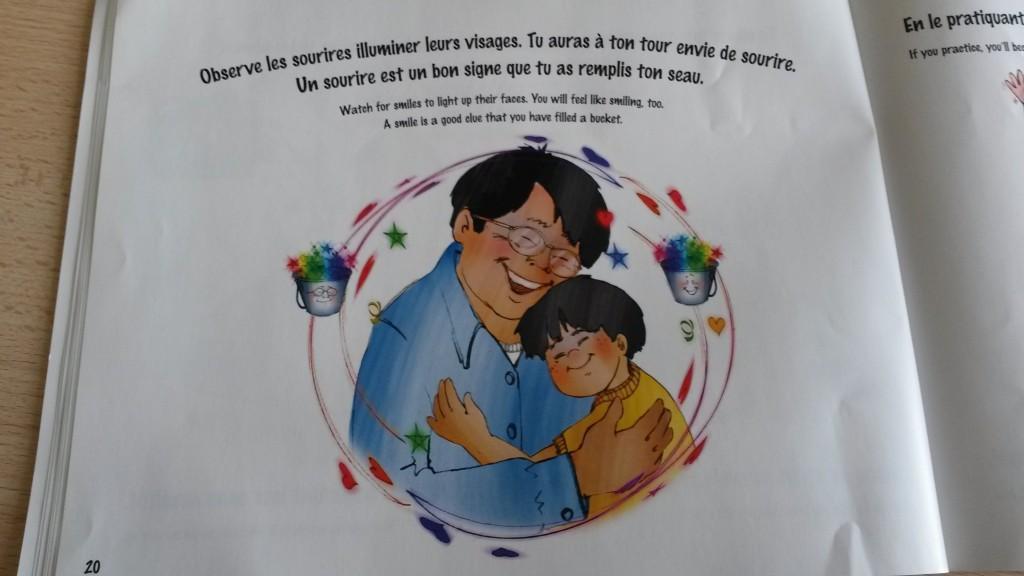 livre pour enfants sur le bonheur