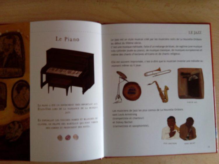 voyage musical nouvelle orléans