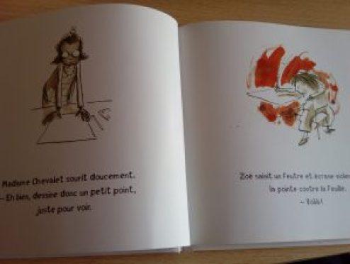 livre enfant persévérance