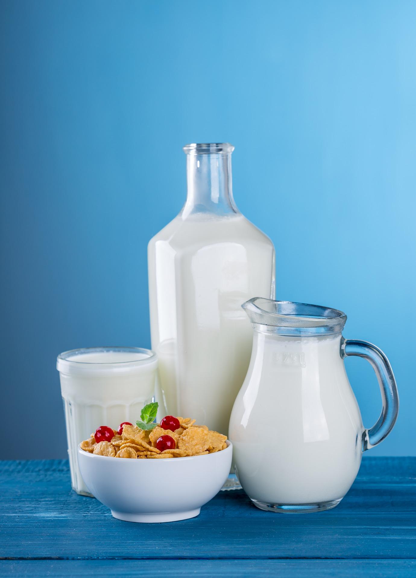 Les produits laitiers et le cancer de la prostate