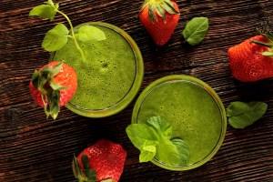 super aliments verts : micro-algues détox