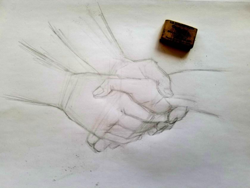 comment dessiner les mains 5