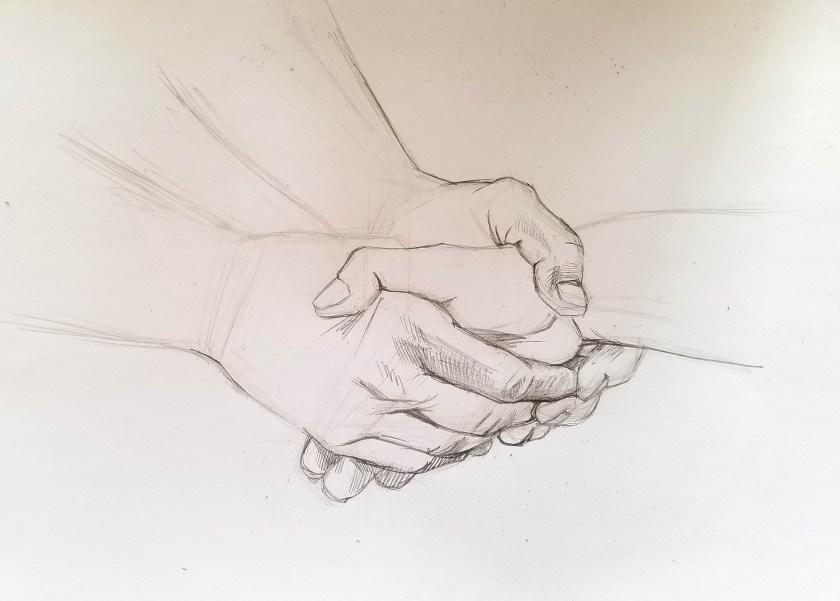 comment dessiner les mains 3
