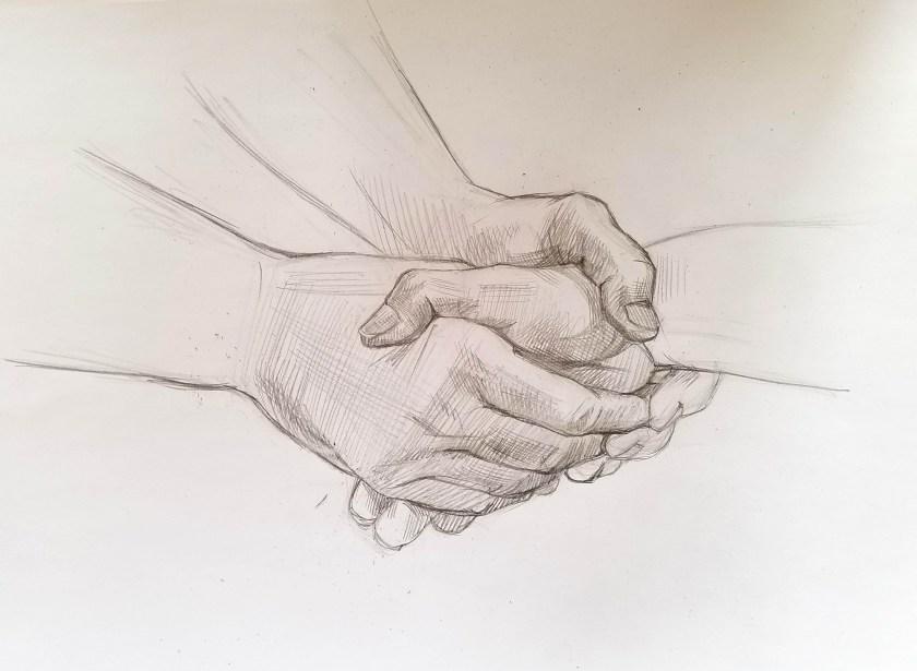 comment dessiner les mains 2