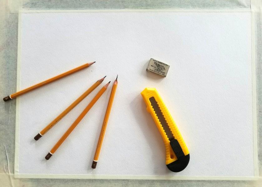 Choisir un crayon