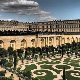 Jardin à la française - Jardin de Versailles