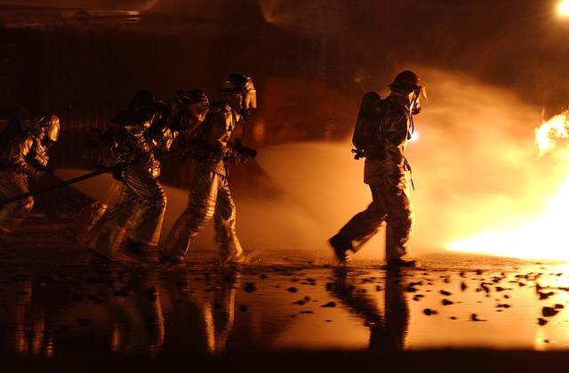 pompier photo