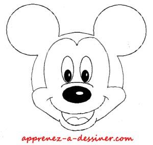 Apprendre A Dessiner Mickey Apprenez A Dessiner Com