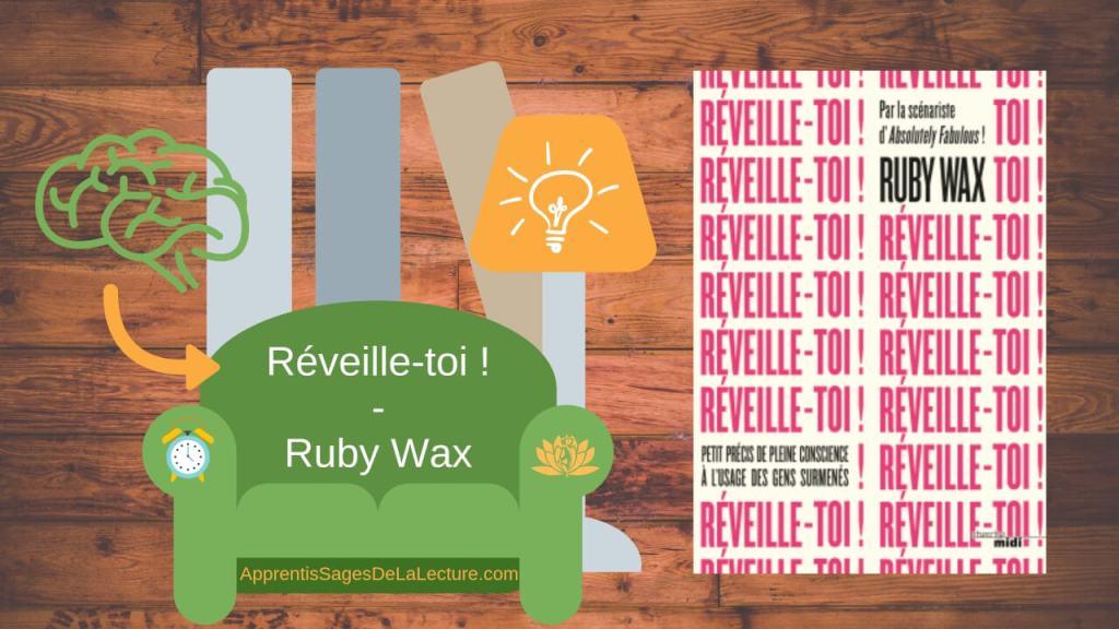 Pleine conscience - Réveille-toi de Ruby Wax