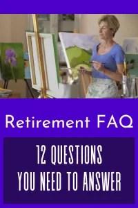 Woman enjoying painting during retirement