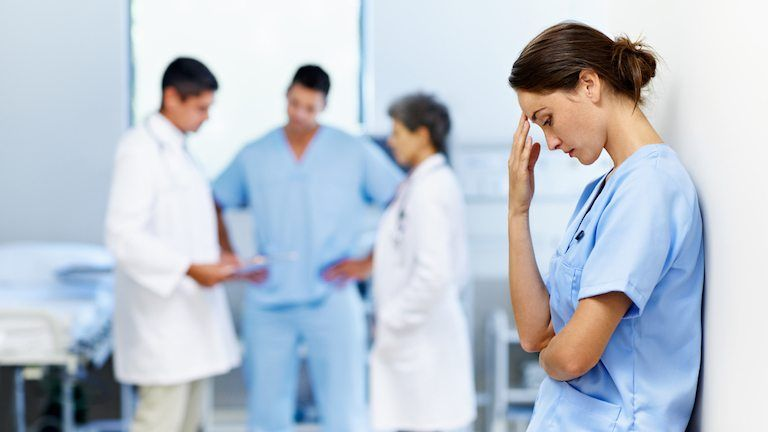 Therapy for Physicians and Healthcare Providers