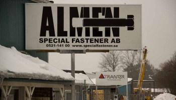 Björn Almén betalar 900 000:00 kr