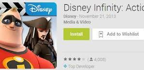 Disney Infinity: Action! APK For Android